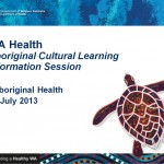 aboriginal health unit logo