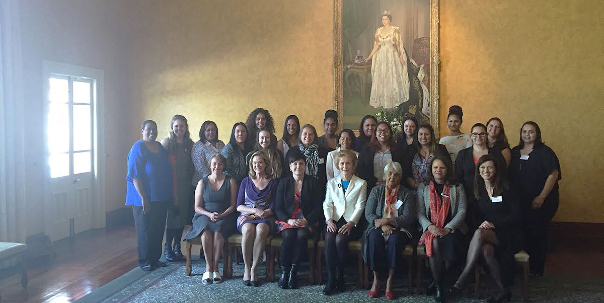 Aboriginal Women in Leadership Initiative